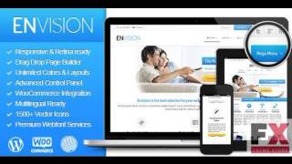 Preview Envision - Responsive Retina Multi-Purpose Theme