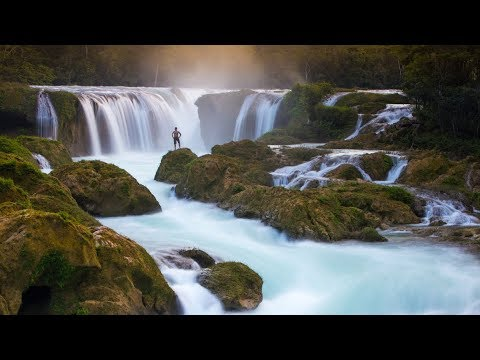 Epic Waterfall Photography in Chiapas, Mexico  |  Landscape Photography Vlog