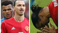 Zlatan Ibrahimovic Man Utd striker banned for three games for violent conduct