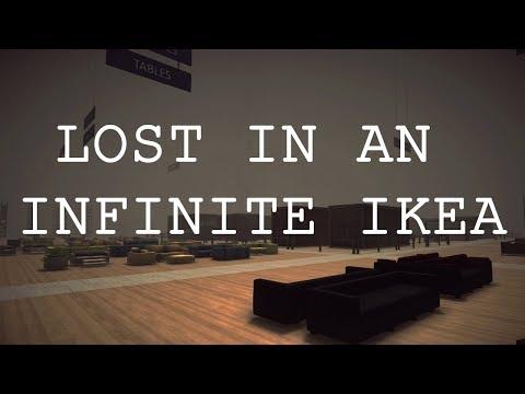 Lost in an Infinite IKEA