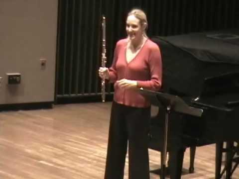 Posture & Breathing: Linda Chatterton Flute Master 10-18-07