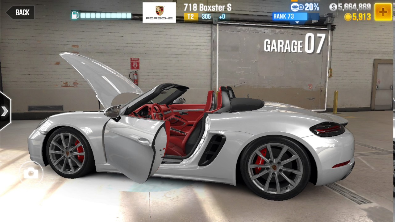 test drive of porsche 718 boxster s and 918 spyder csr racing 2 youtube. Black Bedroom Furniture Sets. Home Design Ideas