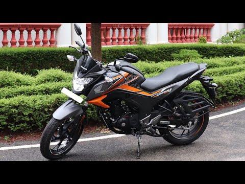 Honda hornet 160r abs price