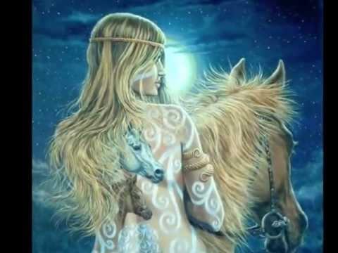Goddess Rhiannon ~ Llewellyn Feat Juliana