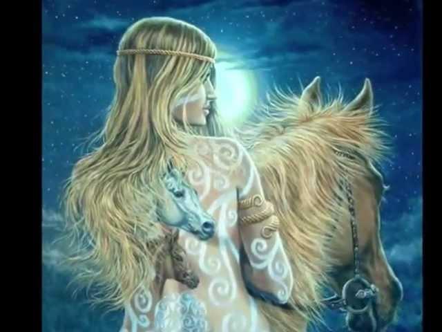 Goddess Rhiannon | Journeying to the Goddess