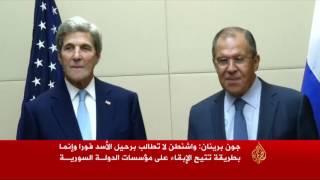 برينان: من غير المستبعد تقسيم سوريا