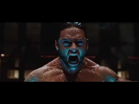X-Men Origins: Wolverine - Adamantium Scene (2009) 1080p HD Bluray