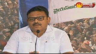 Ambati Fire on Minister Somireddy Over Ramanadekshitulu Issue  Sakshi TV