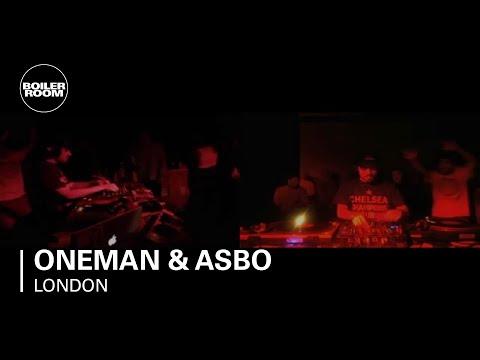 Oneman & Asbo 50 min Boiler Room DJ Set