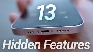 iPhone 13 & 13 Pro HIDDEN Features! New Apple Secrets screenshot 3