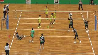 【黒鷲旗バレー2018】鎮西高校エース水町泰杜 見参!(vs JTサンダーズ戦)Volleyball