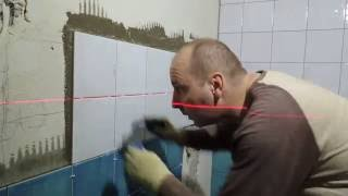 Укладка плитки в санузле.Кафель kerama marazzi(, 2015-12-25T22:39:47.000Z)