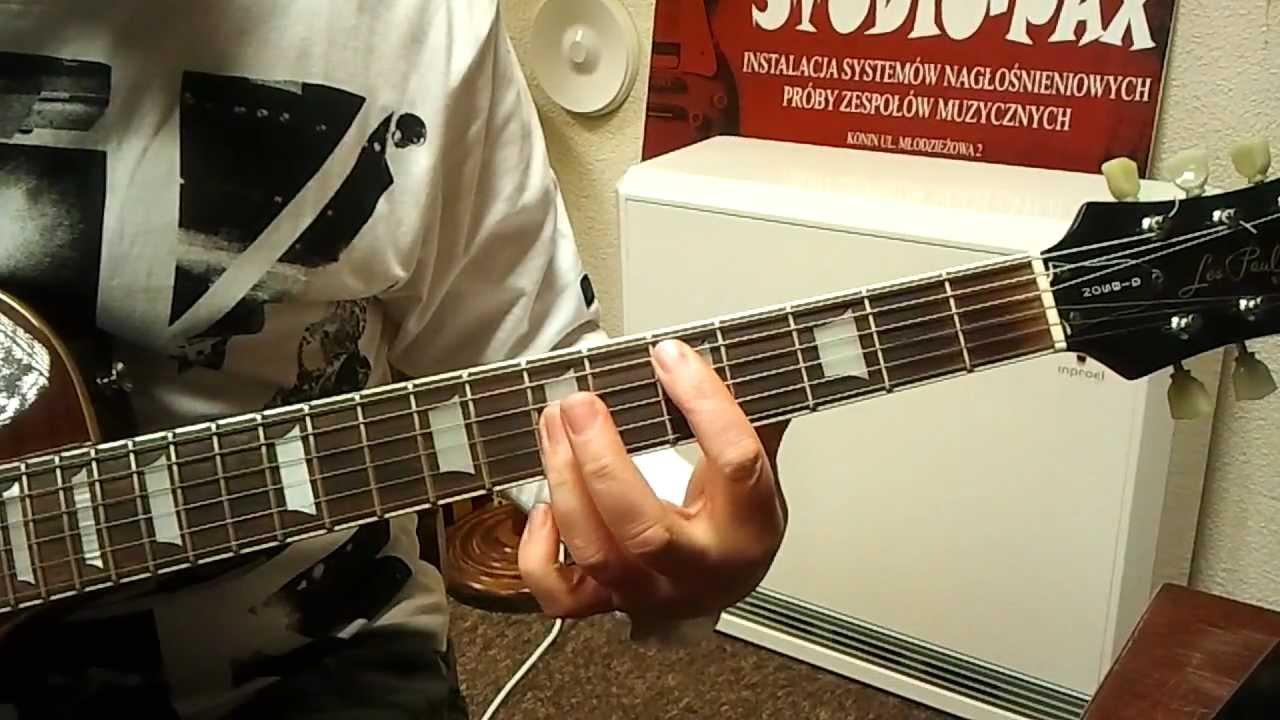 Kobranocka Kocham Cie Jak Irlandie Gitara Youtube