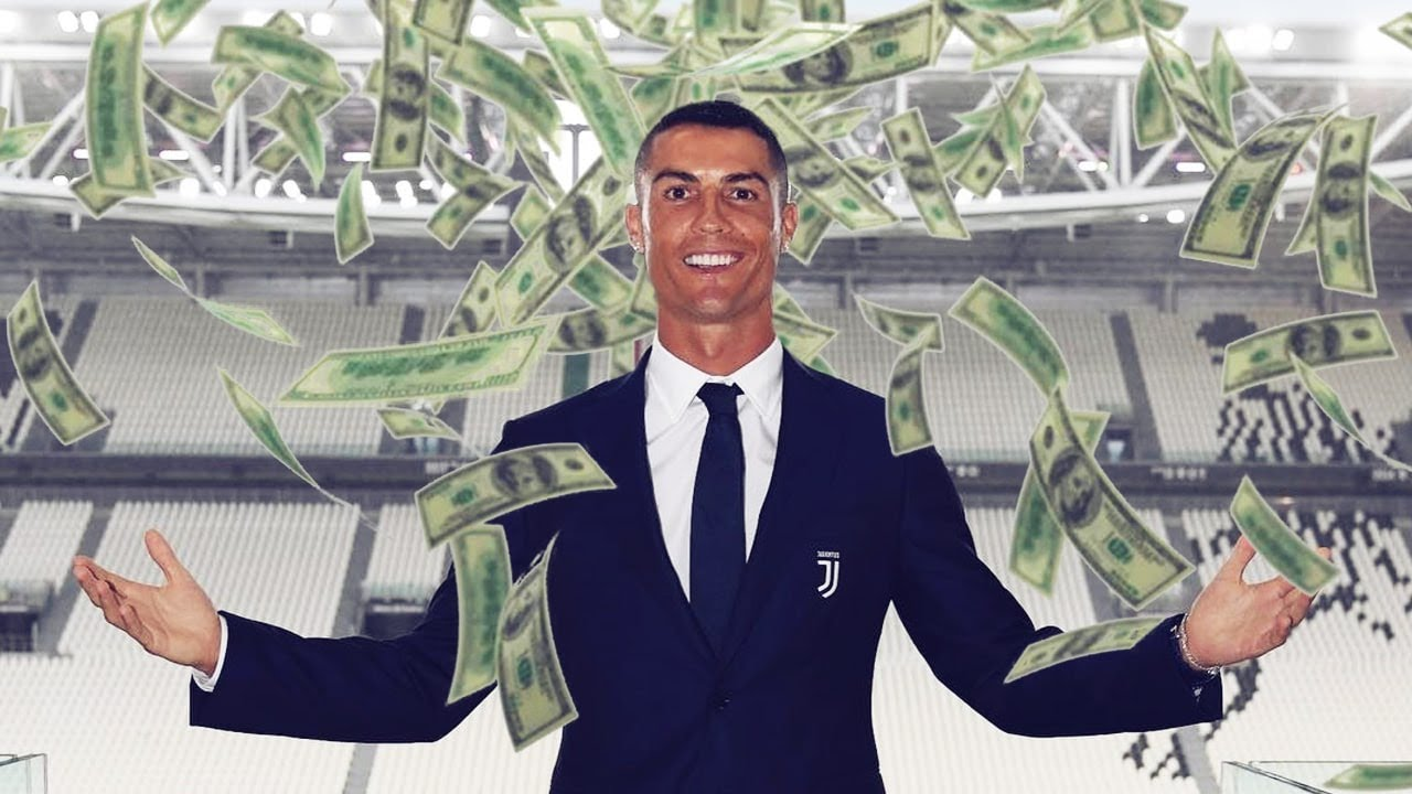 Cristiano Ronaldo on course to become first footballer to earn $1 billion | Oh My Goal