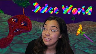 JUICE WORLD (jiggly noodle fights monsters)