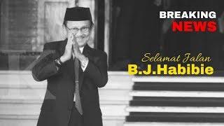 BREAKING NEWS - Pemakaman Presiden Ketiga RI BJ Habibie