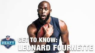 Get to Know: Leonard Fournette | 2017 NFL Draft