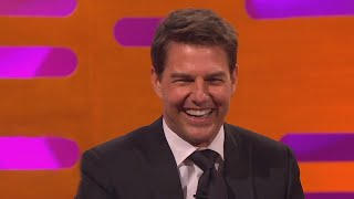 Tom Cruise Shows Just How Bad He Broke His Ankle During 'Mission: Impossible' Stunt