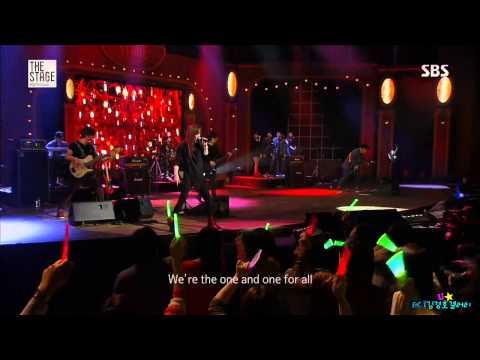 김경호 - The Stage Big Pleasure Youth Gone Wild [04.03.2013]
