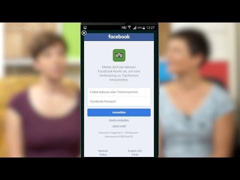 """""""Mit Facebook Anmelden"""" - Was Passiert Im Hintergrund?"""