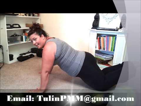 Plus Size Plank Workout How-To Results Weightloss Modify