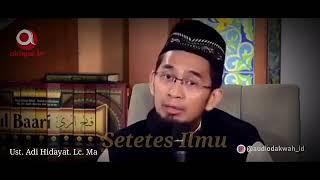 Video Peringatan ust.Adi Hidayat kepada Yahya waloni download MP3, 3GP, MP4, WEBM, AVI, FLV Oktober 2018