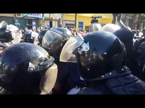 Marche de L'opposition: Le film de l'arrestation de Mamadou Diop Decroix