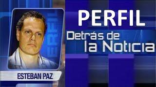 Perfil de Esteban Paz