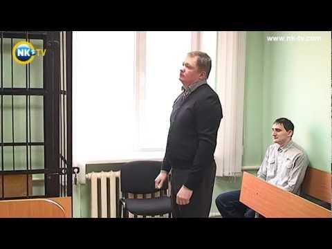 Игорь Филиппов на скамье подсудимых