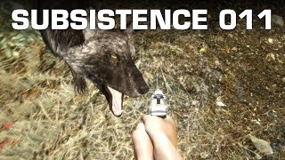 SUBSISTENCE [011] [Of Wolf and Man] [Let's Play Gameplay Deutsch German] thumbnail