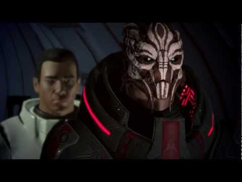Nihlus Kryik: Interview - Mass Effect 1 - FULL HD