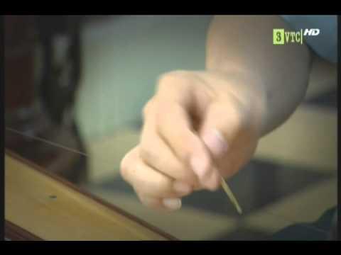 Dan Bau Vietnam (Monochord)  Mai Van Hien - Vietnam traditional music