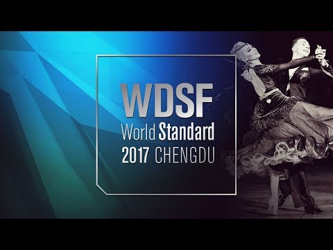 2017 World Championships Chengdu | Walk of Fame | DanceSportTotal