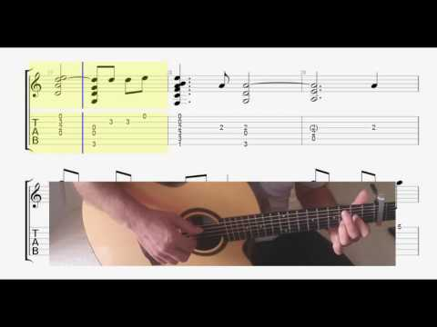 151 Video Lesson Fingerstyle