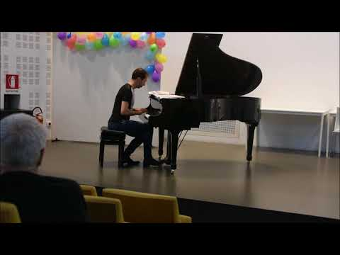 M. Nyman: The Heart Asks Pleasure First - Davide Gullotto [PianoCity 2018]