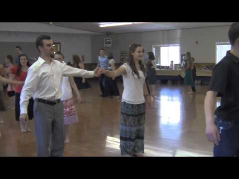Marie's Wedding Dance 5-31-14