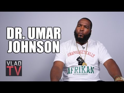 Dr. Umar Johnson: Jay Z Could Enact Change Today Easier than MLK