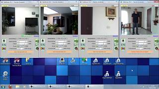 How to Connect 2, 3, 4 Webcams to a Computer or Laptop