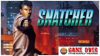 Game Over: Snatcher (Sega CD) - Defunct Games