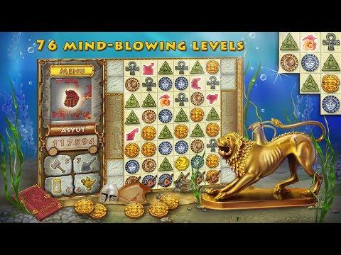 Atlantis Quest - Free 2 Play Puzzle Game