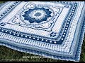 Crochet Patterns| Free |crochet baby blanket| 2613
