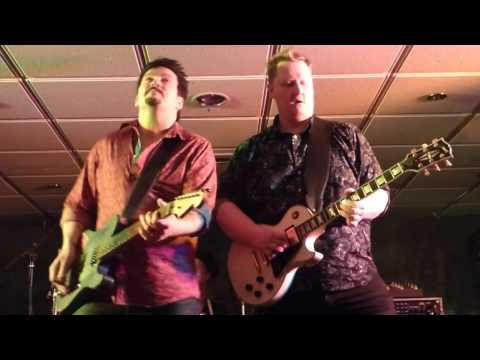 Mike Zito, Danny Giles, Will Wilde - BEVERWOOD BLUES JAM -The Beaverwood Club, Chislehurst, U.K.