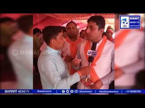 BJP OBC Morcha   Dara Singh Chauhan   Manoj Tiwari   Yamuna Khadar New Delhi   March 2018