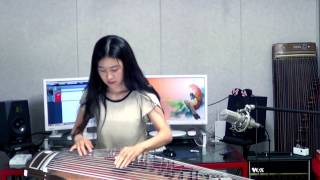 Tiny Tim-Tiptoe Through The Tulips Gayageum cover.