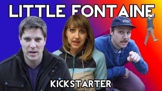 Little Fontaine (Kickstarter Parody) - Dust Bowl Kids