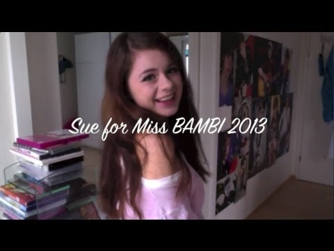 Sue for Miss Bambi 2013 - I'm the one