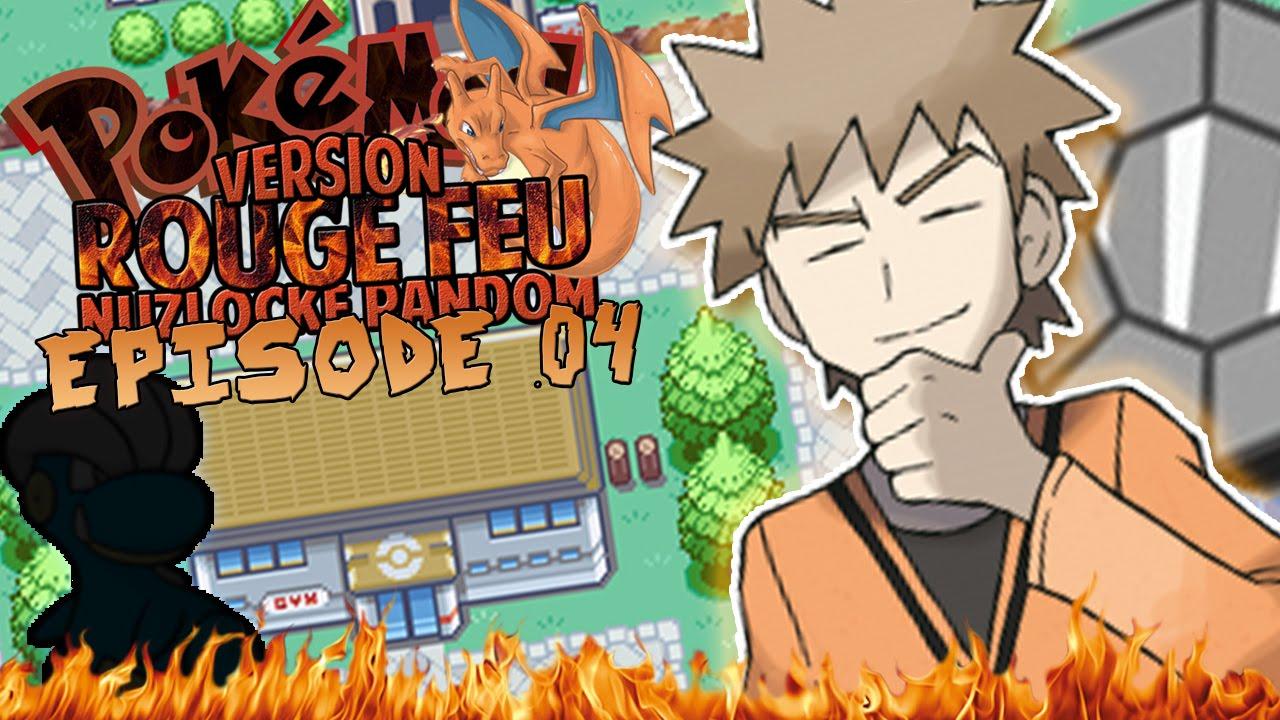 Pierre nous voila pokemon version rouge feu nuzlocke - Pierre feu pokemon noir ...