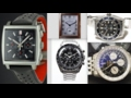 Best Investment Watches from Rolex, Omega, Breitling, Tag Heuer and JLC