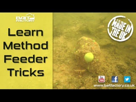 Learn Brilliant Method Feeder Tips With Bait Factory TV