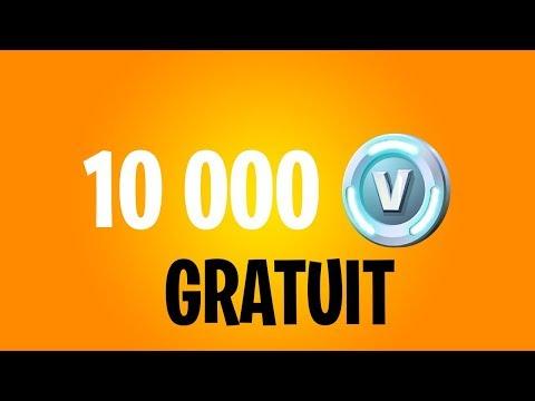 GAGNER + DE 10.000 V-BUCKS GRATUITEMENTS !! Glitch Saison 8